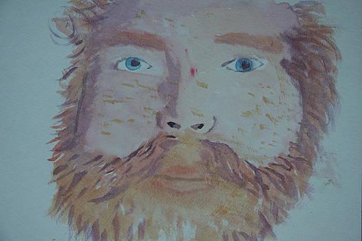 Jonathan Kotinek - Self Portrait