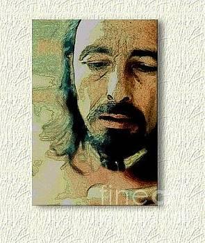 Self Portrait by Les DeMartin