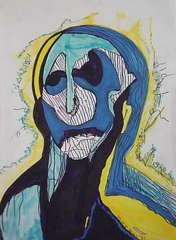 Self Portrait by Nashoba Szabol