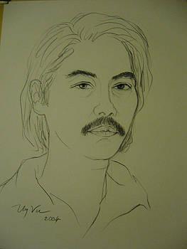 Selfportrait KV by Khanh Vu