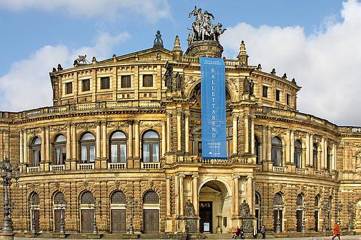 Christine Till - Semper Opera House Dresden