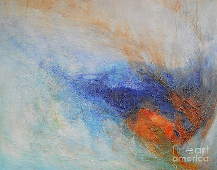 Sensation Thermique by Carmelle Dorion