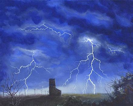 Sentinel in the Storm by Kent Nicklin