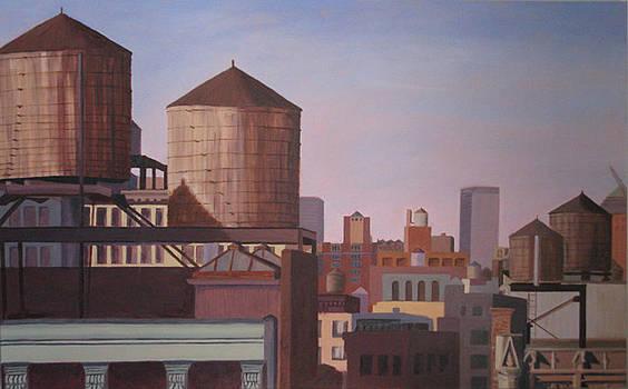 September Sunrise by Gary Conger