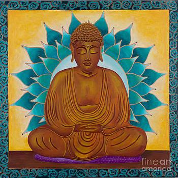 Serene Buddha by Charlotte Backman