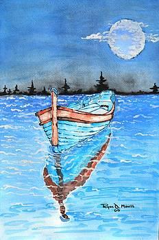 Serenity Night by Ryan D Merrill