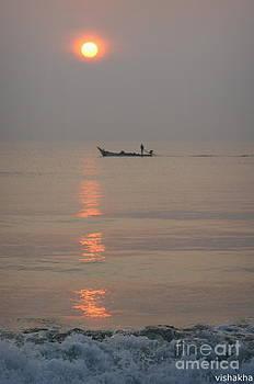 Serenity by Vishakha Bhagat