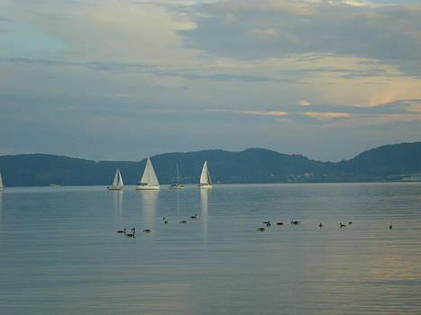 Set Sail by Kristen Bohannon