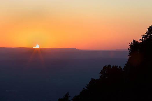 Setting Eclipsed by David Wynia
