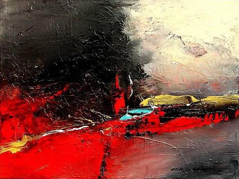 Seven Days by Erik Te Kamp
