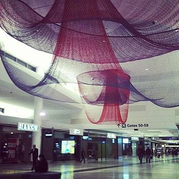 #sfo Airport by Esther Huynh