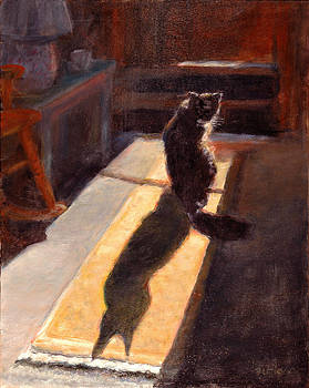 Shadow Cat by Rita Bentley
