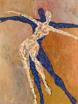 Shadow Dancer VI by George Nock