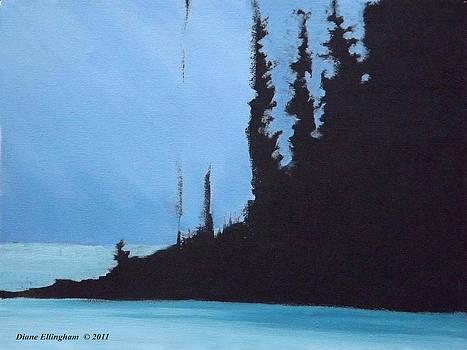 Shadow Island by Diane Ellingham