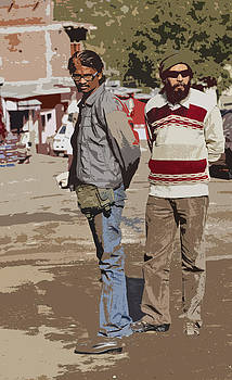 Kantilal Patel - Shady Characters in Kashmir