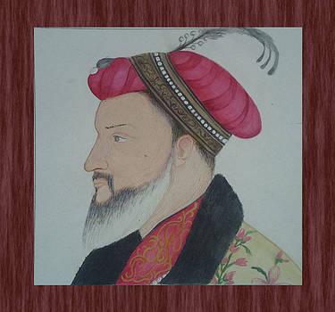 Shah jahan by Shahid altaf Shayaf