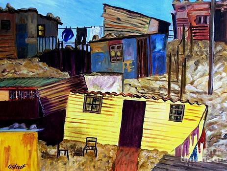 Caroline Street - Shanty Town