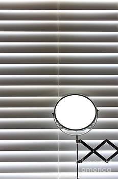 Simon Bratt Photography LRPS - Shaving mirror and blinds