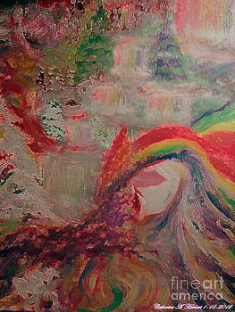 She See's Everything N Rainbows by Catherine Herbert