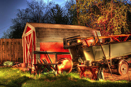 Shed by Brian Dolan