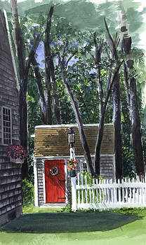 Shed by Paul Gardner