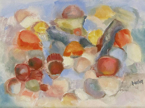 Shell Impresion II by Susan Hanlon
