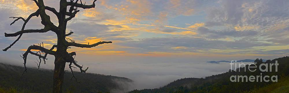 Chuck Smith - Shenandoah Sunrise - 4342