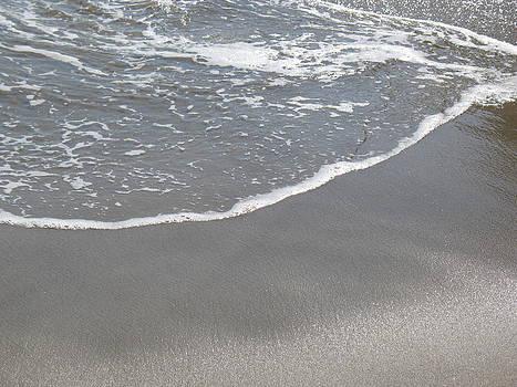 Shiny Beach by Lucie Buchert