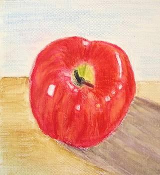 Shiny Little Apple by Jennifer Woodworth