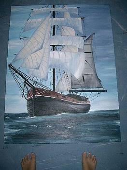 Ship by Angela Loud