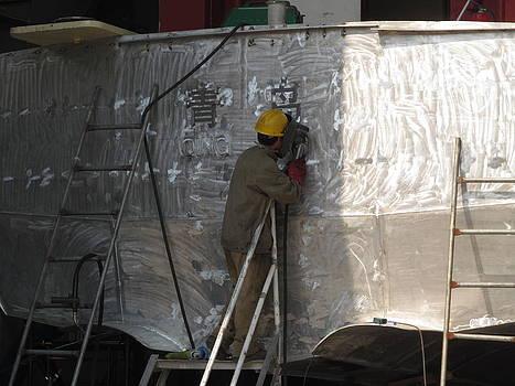 Alfred Ng - ship builder