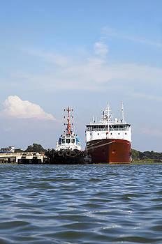 Kantilal Patel - Ship Tug Cochin