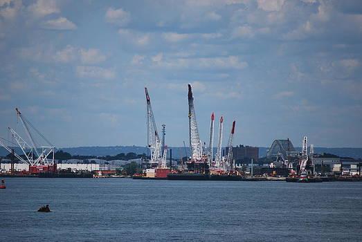 Michelle Cruz - Ship Yard