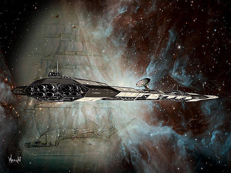 Ships of Man by Bill Wright