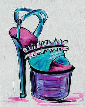 Shoe La La by Judy  Rogan