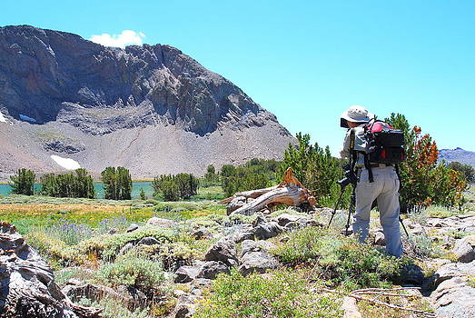 Shootin the High Sierras by Vicki Coover