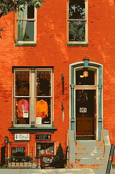 Shopping in Frederick by Carole Rockman