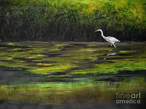 Shore Patrol by Ronald Tseng