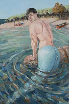 Shore Patrol by William Noonan