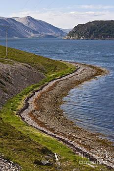 Heiko Koehrer-Wagner - Shoreline Formation