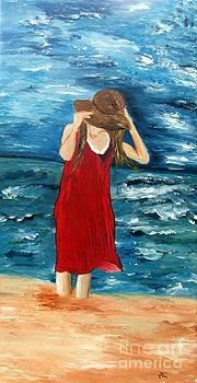 Ayasha Loya - Shoreline Thoughts