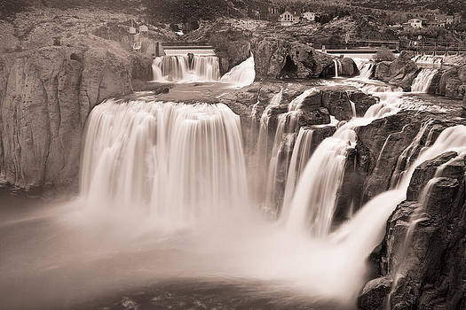 Shoshone Falls by Rick Otto