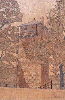 Shot Tower by Stan Shirk