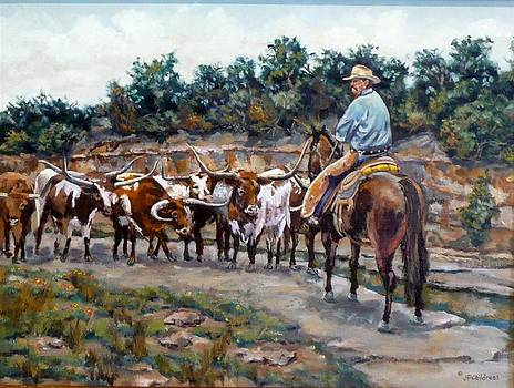 J P Childress - Showdown at Joshua Creek