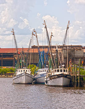 Terry Shoemaker - Shrimp Boats