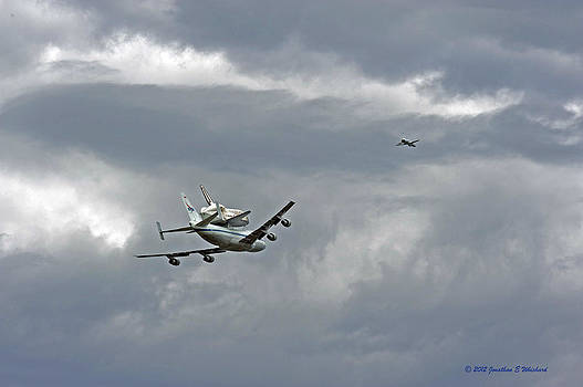 Jonathan Whichard - Shuttle Discovery 1