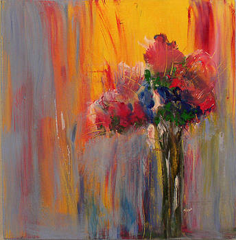 Tonya Schultz - Shy Bouquet
