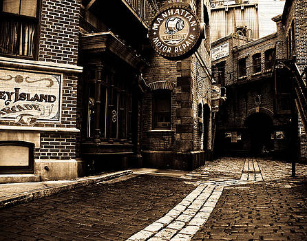 Side Street by Jim McDonald Photography