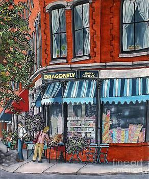 Sidewalk Sale by Linda Marcille