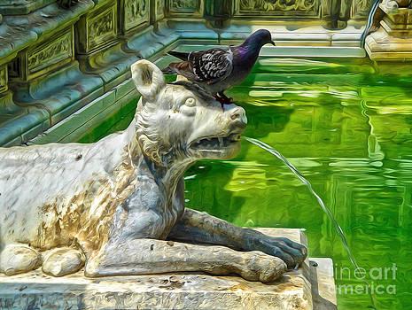 Gregory Dyer - Siena Italy - Bird Dog